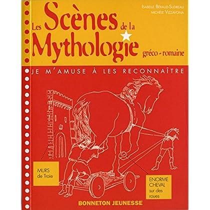 Les Scènes de la Mythologie gréco-romaine