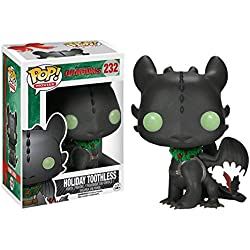 Funko - Figurine Dragons 2 - krokmou Holiday Exclu Pop 10cm - 0849803065300