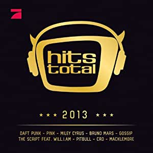 Hits Total 2013 Die Hits des Jahres  [Vinyl LP]