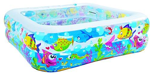 jilong-sea-world-square-pool-grosser-rechteckiger-kinder-pool-mit-lustigem-meerestiere-aufdruck-fur-