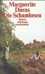 Die Schamlosen: Roman (suhrkamp taschenbuch)