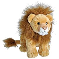 Wild Republic 23326 Lion Plush, Wild Calls Soft Toys with Original Sound, Kids Gifts, 20 cm, Multi