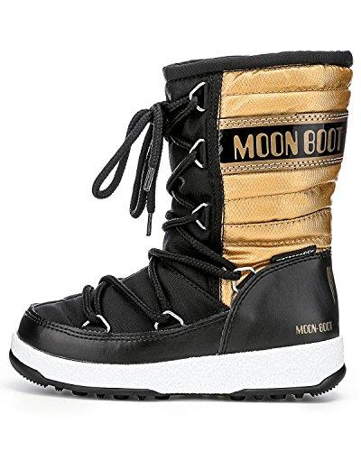 Moon Boot Winterstiefel Schwarz