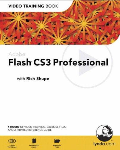Preisvergleich Produktbild Adobe Flash CS3 Professional (Video Training Book)