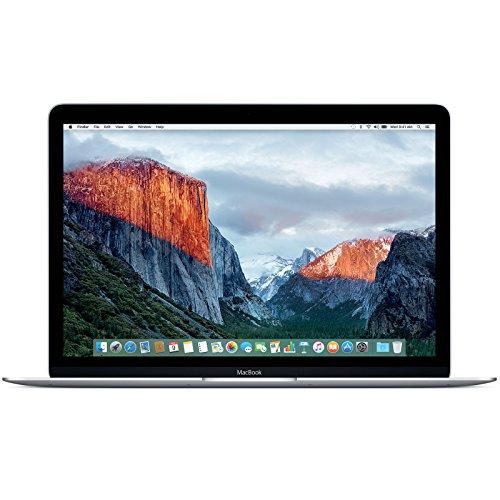Apple - MacBook 12' (All-in-One Desktop PC, 1.1 GHz, 256 SSD, 8 GB RAM, Intel), Plateado