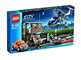 60009 thief tracking of LEGO City Police Helicopter (japan import) by City