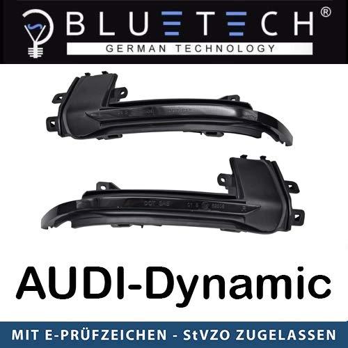 Dynamisches Blinker LED Spiegelblinker A3 A4 A5 Laufblinker
