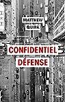 Confidentiel défense par Quirk