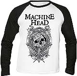 Machine Head - Catharsis - Clock - Baseball - Langarm - Shirt/Longsleeve Größe L