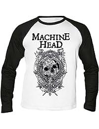 Machine Head catharsis - Clock - Baseball - Langarm - Shirt/Longsleeve