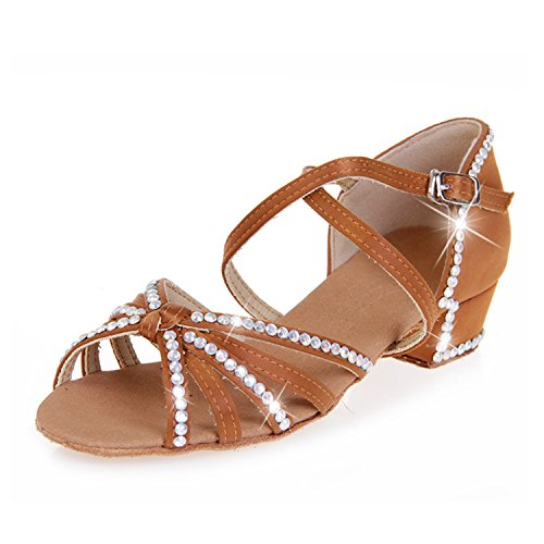 Miyoopark - Ballroom donna Brown-3.5cm Heel
