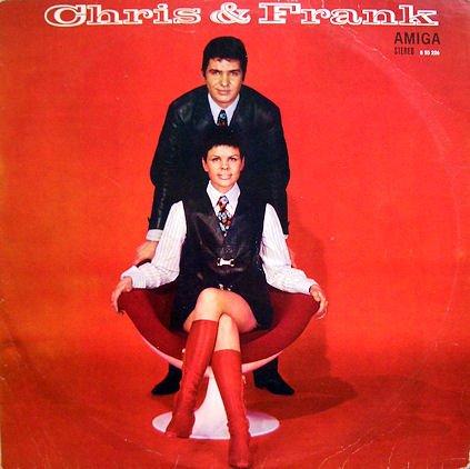 Chris & Frank. Chris Doerk/ Frank Schöbel. (Vinyl/ LP/ Album)