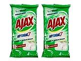 Ajax ottimale 7salvietta detergente per casa 50pezzi–Set di 2