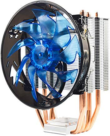 ABATAP - Ventilador CPU Intel LGA1156 / LGA1155