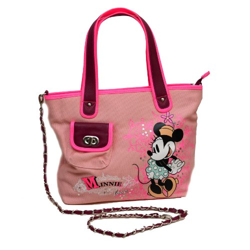 Disney Borsa Minnie e Topolino novità 2014 modello RODEO Rosa