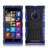 Lumia 830 Hülle, JAMMYLIZARD [ ALLIGATOR ] Doppelschutz