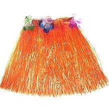 65f2e921a LAMEIDA Faldas de Mujer Falda Vestido Vestuario Baile Disfraz Hawaiana Niña  Vestido Hawaiano Vestimenta Mujer Ropa