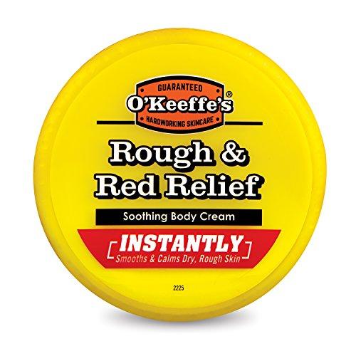 Preisvergleich Produktbild Gorilla Glue O'Keeffe's Rough & Ready Soothing Body Cream Jar-8oz