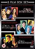 Cruel Intentions/Cruel Intentions 2/Cruel Intentions 3 [DVD]