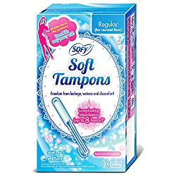Sofy Tampon Regular - 10 Pieces