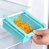 Gaddrt frigorifero ripiano recipiente per rack Storage box contenitore per alimenti utensili da cucina Blue