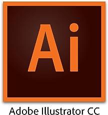 Adobe Illustrator CC - 1 Jahreslizenz - multilingual [MAC & PC Download]