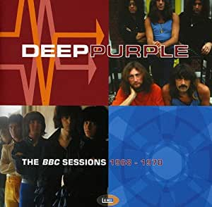 The BBC Sessions 1968-1970