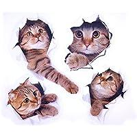 Amazon.it: gatto - Adesivi e murali da parete / Pitture e trattamenti per  ...