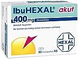 IbuHEXAL akut 400 mg, 50 St. Filmtabletten