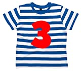 Search : PERSONALISED NAME & NUMBER' Childrens Fun T-shirts