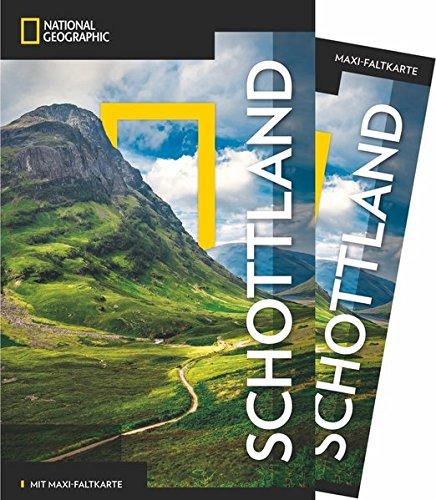 National Geographic Reiseführer Schottland: Das ultimative Reisehandbuch zu allen Sehenswürdigkeiten. Mit Geheimtipps und praktischer Karte für alle Traveler. (NG_Traveller) (National Geographic Großbritannien)