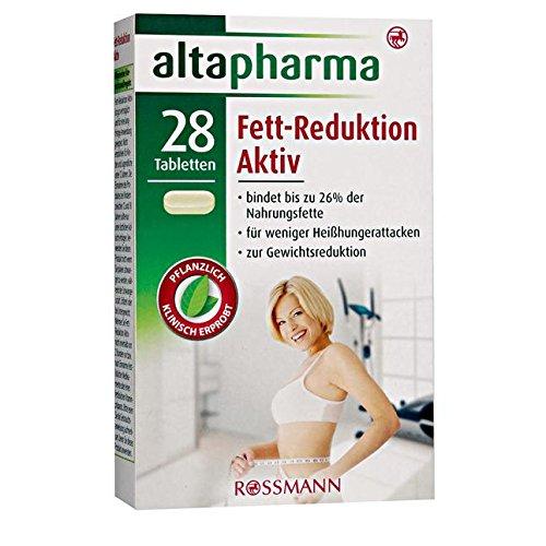 Fett-Reduktion Aktiv