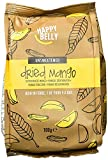 Marchio Amazon - Happy Belly Mango essiccato , 7 x 100 g
