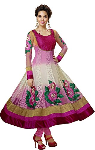 Reeva Trendz Women's CottonEmbroidered full stitched Salwar Suit.