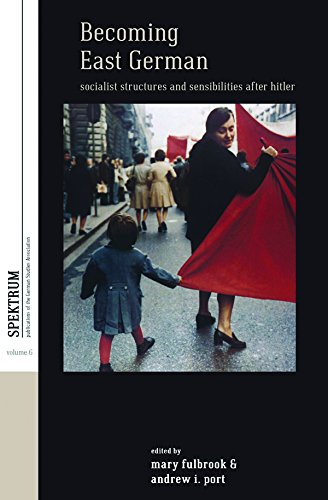 Becoming East German Cover Image