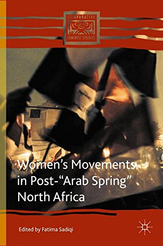 Women's Movements in Post-Arab Spring North Africa (Comparative Feminist Studies)