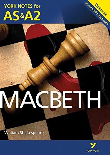 Macbeth: York Notes for AS & A2 (York Notes Advanced) Descargar PDF Gratis