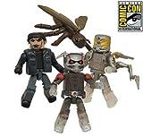 SDCC 2015 Comic-Con Exclusive Marvel Ant-Man Minimates Box Set LE 3000 by Diamond