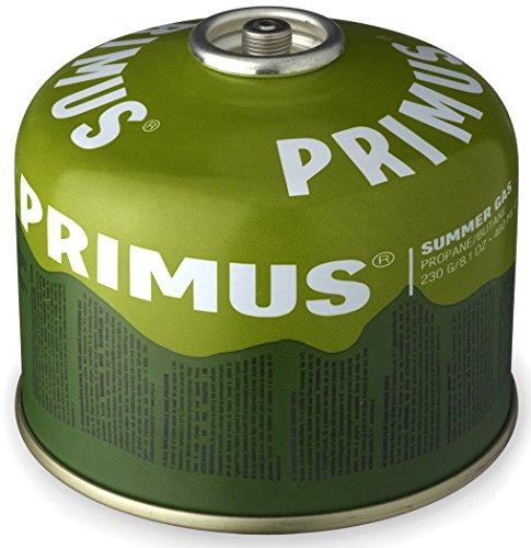 Primus Summer Gas 230g Gaskartusche mit Sicherheitsventil