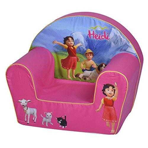Knorrtoys 81683 - Kindersessel Heidi Test