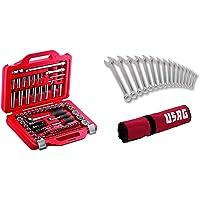 USAG 601 1/4-1/2 J100 U06010011 Assortimento In Cassetta Modulare Con Bussole Esagonali Ed Inserti Per Avvitatura…