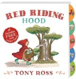 Red Riding Hood (My Favourite Fairy Tales Board Book) (My Favourite Fairy Tale Board Book)