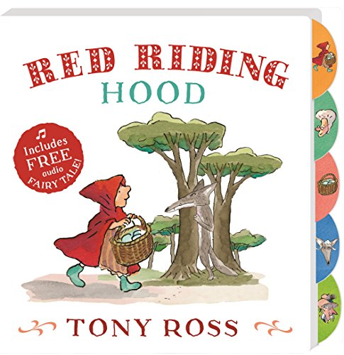 Red Riding Hood (My Favourite Fairy Tale Board Book) por Tony Ross