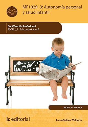Autonomía Personal y Salud Infantil. SSC322_3