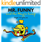 Mr. Funny and the Magic Lamp (Mr. Men and Little Miss Book 18)