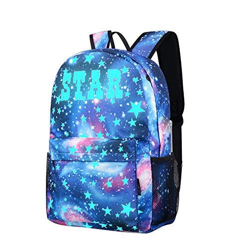 Mypace Groß Klein Umhängetasche Leder Tasche Für Damen Galaxy School Travel Wandertasche Rucksack Kollektion Canvas für Teenager Mädchen Kinder -