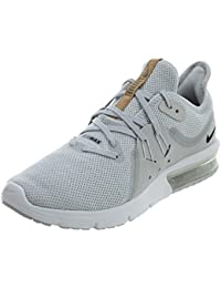 Nike WMNS Air Max Guile, Chaussures de Running Femme, Multicolore (Pure Platinum/White), 39 EU