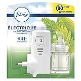 Febreze Kit de Démarrage Désodorisant Diffuseur Électrique Rosée du Matin 20 ml