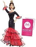 Mattel Barbie X8421 - Collector Dolls of the World Spanien, Sammlerpuppe