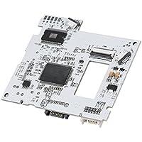 Zerone Placa de la Unidad óptica de la Pieza de Repuesto de la Placa de la Unidad de PCB LTU2 para Xbox 360 Slim DG-16D4S DG-16D5S